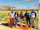 CMA family donates nets for our soccer goals.