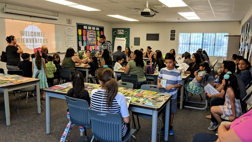 CMA's 1st Grade Parent Fluency Workshop