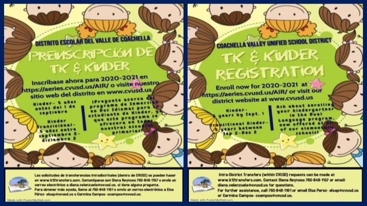 Tk Kinder Registration